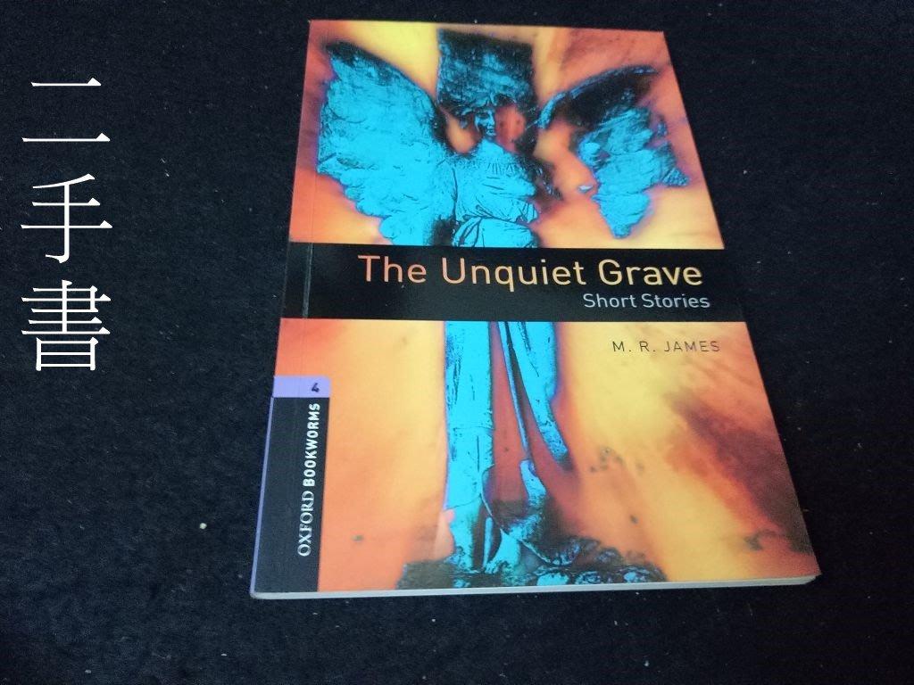 【珍寶二手書齋FS4】《The unquiet grave : short stories 》9780194791915