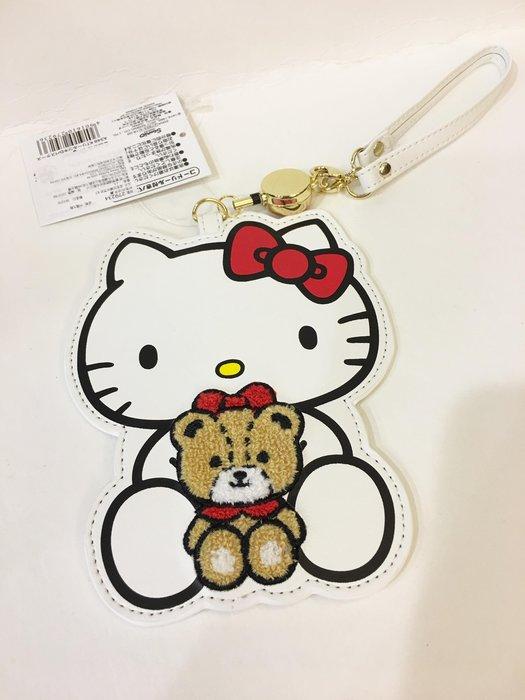 ^燕子部屋 ^三麗鷗 【Hello Kitty】造型拉繩車票套