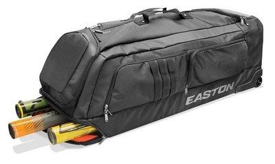 新太陽 EASTON PRO X WHEELED BAG A159040 職業級 滾輪 大型 遠征袋 裝備袋 特7000