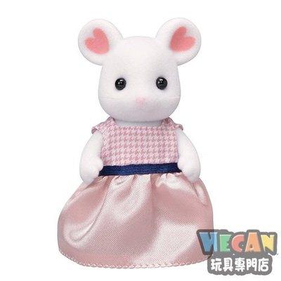 森林家族 棉花糖鼠媽媽 (EPOCH) 17110