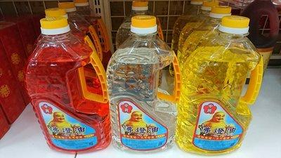 【明祥】 佛燈油 / 石臘油 / 一貫道佛燈專用油 / 2公升 / 1箱6瓶裝