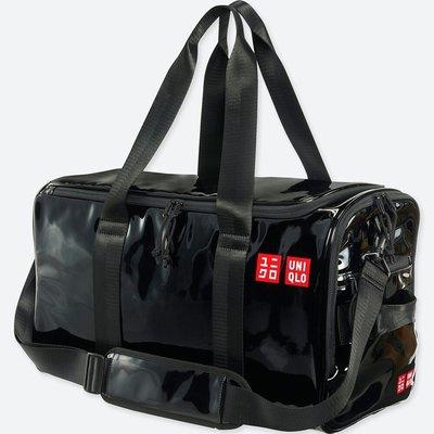 Uniqlo 配件 錦織圭 代言聯名款 經典網球袋 黑色 或 白色 2款 特價:2000元 產品如圖片所示 共2款可選擇