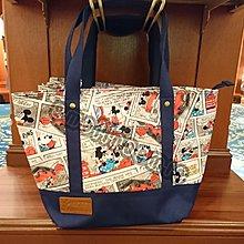香港廸士尼米奇米妮手提袋