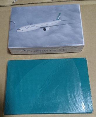 一元起標--收藏國泰航空 CATHAY PACIFIC 撲克牌, 共2副