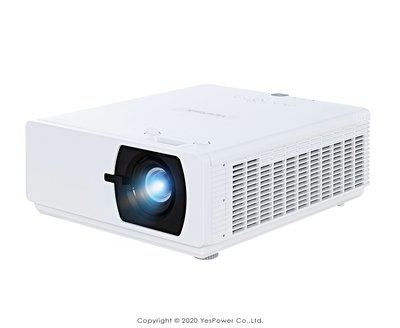 LS800HD ViewSonic 5000流明 1080p 雷射投影機/Full HD 1080p 解析/雷射螢光技術