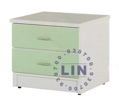【品特優家具倉儲】R494-07收納櫃W-21床頭櫃