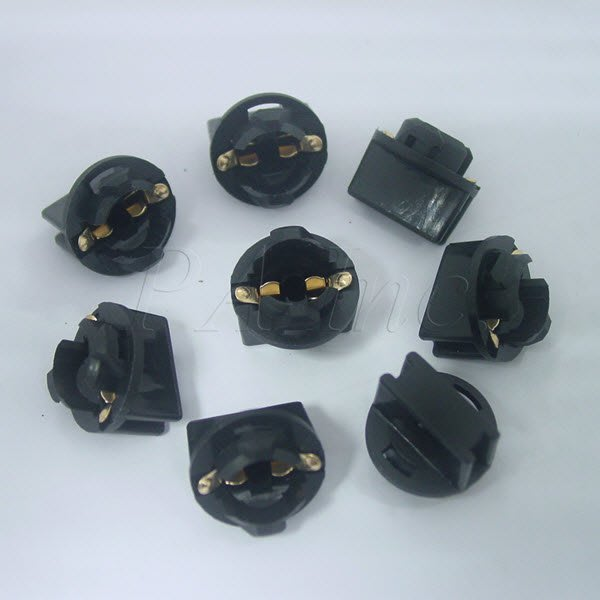 【PA LED】T10 T15 旋轉式 儀錶板 室內燈 燈座 燈泡座 燈泡底座 LED 一般燈泡 通用