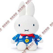 Miffy and cat 貓貓 公仔 毛公仔 全高約 29cm TAKARA TOMY A.R.T.S mocchi mocchi 系列