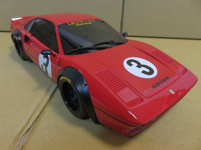 =Mr. MONK= GT SPIRIT Ferrari 308 GTB LB Works