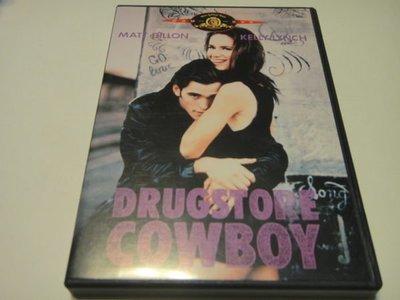 Drugstore Cowboy 藥店牛仔 -- Gus Van Sant 葛斯凡桑導 麥特狄倫
