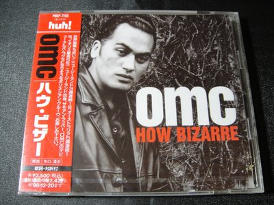 【198樂坊】OMC-How Bizarre (On The Run...全新日版)BQ