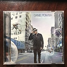 Daniel Powter Under the Radar CD Best of Me Don't Give Up on Me