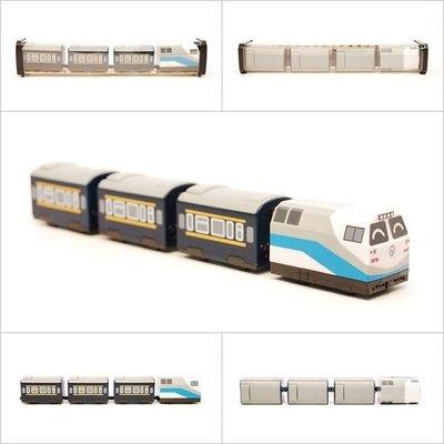【喵喵模型坊】TOUCH RAIL 鐵支路 Q版 NJ2型柴油機車(前期)小列車 ( QV029T1)