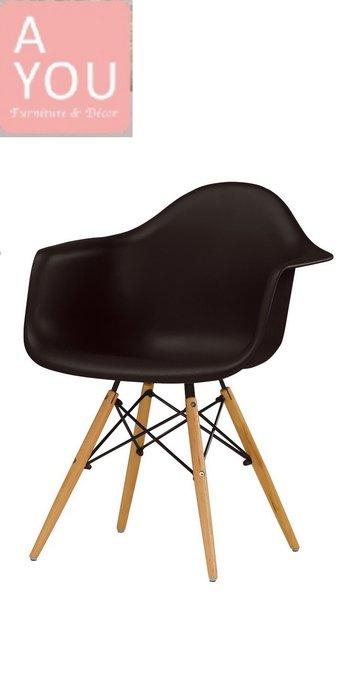 艾柏蒂餐椅(黑) (免運費)促銷價$1200【阿玉的家2020】