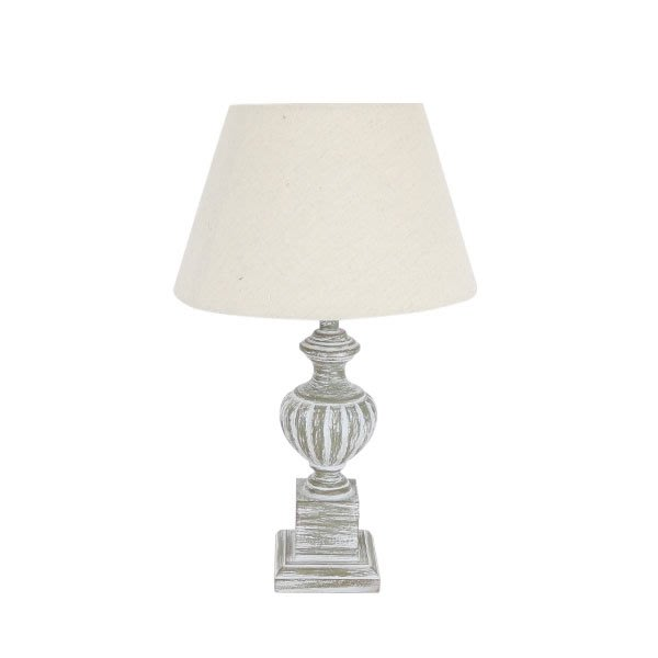 《齊洛瓦鄉村風雜貨》日本zakka雜貨 復古仿舊歐式檯燈 LED檯燈 床頭燈 復古風桌上燈