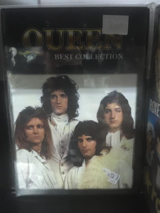 ##非官方DVD  QUEEN  very best of collection 最後一份
