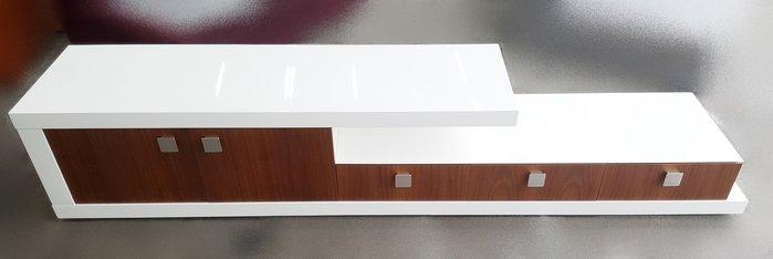 【宏品二手家具館】A42608*鋼琴烤漆8尺電視櫃* 實木餐桌椅 全新中古傢俱買賣 2手家電器 古董 仿古 雕刻 藝品