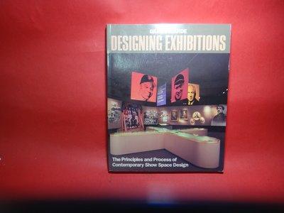 【愛悅二手書坊 21-60】Designing Exhibitions