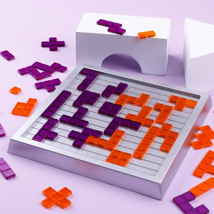 桌游玩具方格親子類互動早教兒童3-6周歲益智力棋類雙人對抗玩具