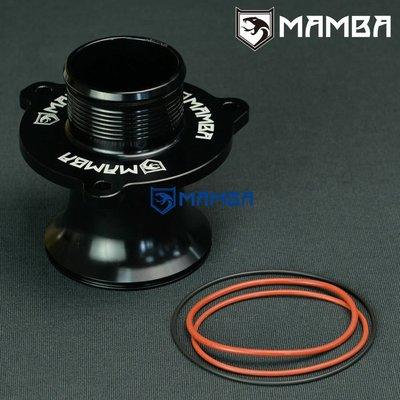 Porsche Macan EA888 2.0T IHI RHF5 Turbo muffler delete kit