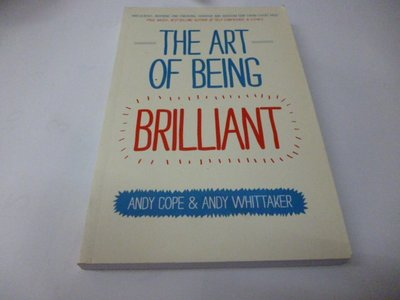 崇倫《The Art of Being Brilliant: Transform Your Life by Doing