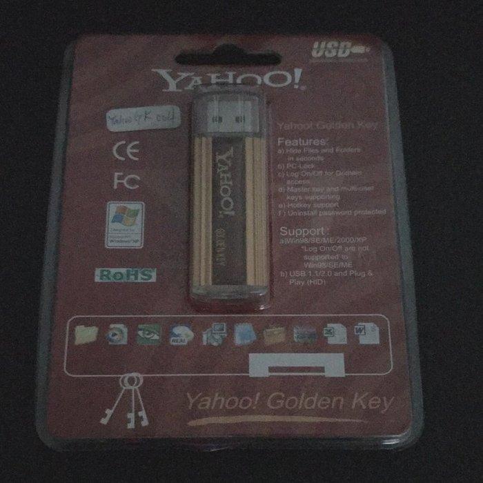 Yahoo Golden Key