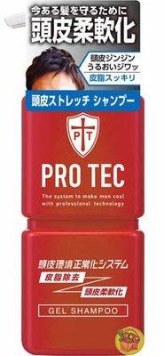 【JPGO日本購】日本製 LION獅王 PRO TEC 頭皮養護控油洗髮精 300g #172