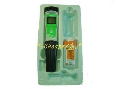 *~Cheaper店~* EZDO  防水型 EC 6061 EC 計EC檢測筆 EC值檢測計(水耕植物 土質 土壤)