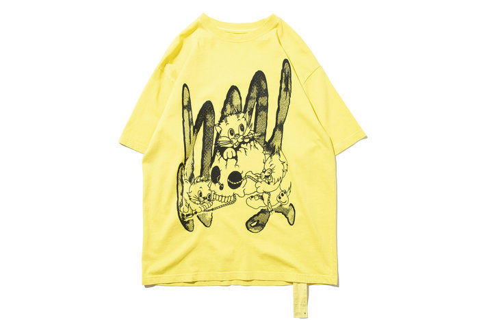 "[ LAB Taipei ] DeMarcoLab ""LIL DAT TEE"" (Yellow)"