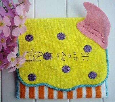 【午後時光】日本Seven Dwarfs七個小矮人-可愛貼布精緻刺繡衛生棉生理用品護墊收納包-5617