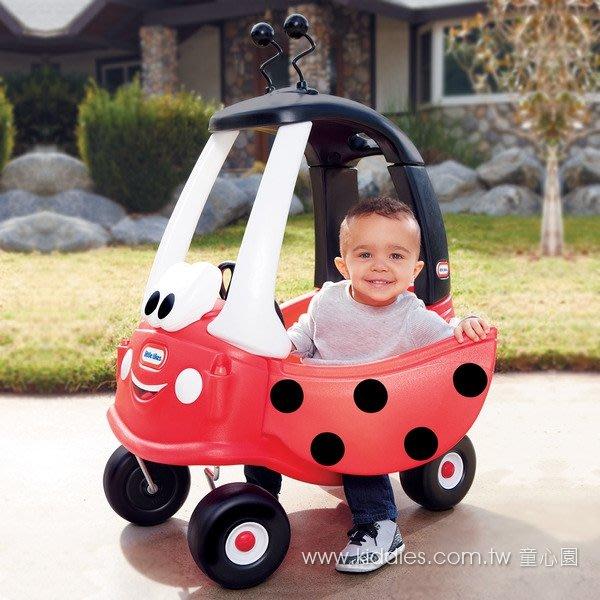 感統家族購物網_美國品牌Little Tikes 瓢蟲腳行車
