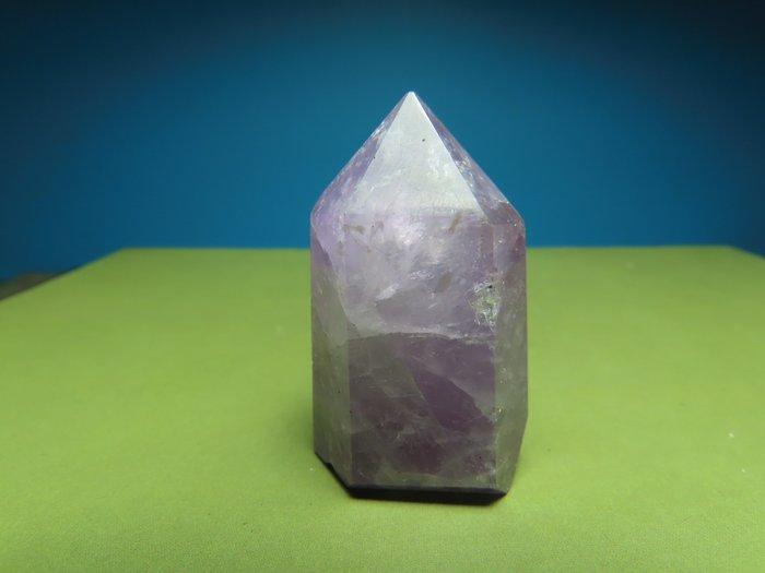 【競標網】巴西純天然漂亮3A紫晶柱24公克(P07)(超低價起標、價高得標、限量一件、標到賺到)