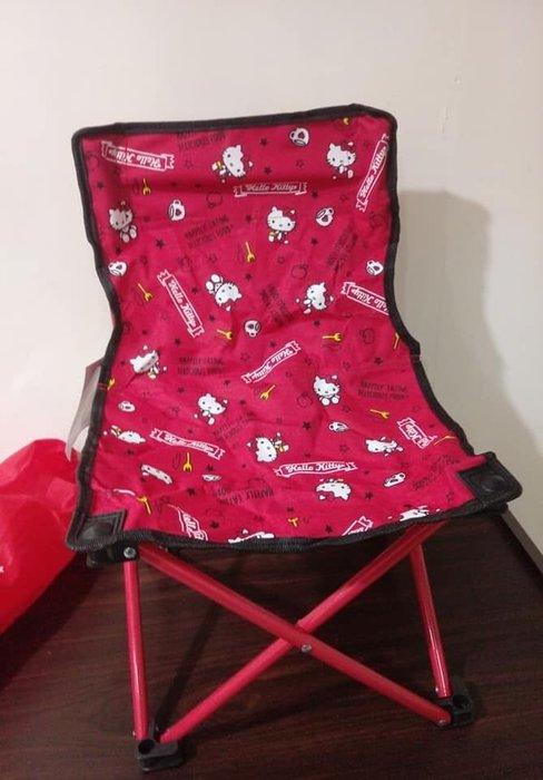 kitty方便攜帶摺疊椅~