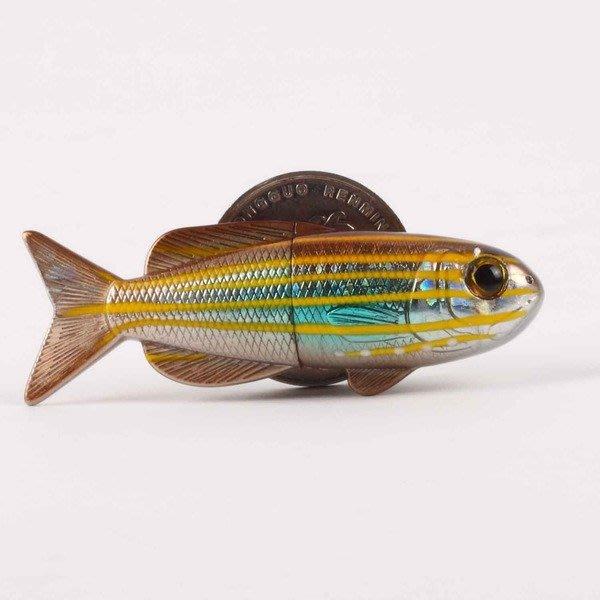 日本潮IN文具精品FiiiiiSH~日系風尚新款磁貼/魚形磁貼/便利磁貼Fish Magnet