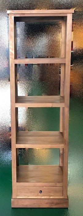 【宏品二手家具館】中古HM567HE 一抽4層架 書櫃 書架 書櫥 高底櫃 展示櫃 收納櫃 中古傢俱拍賣電視櫃