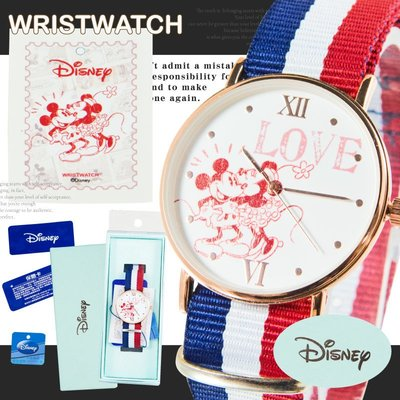 Disney授權迪士尼系列錶  米奇米...