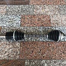 福特 FOCUS 09-12 柴油 自排 整理新品 傳動軸一支3300 舊品回收一支退800