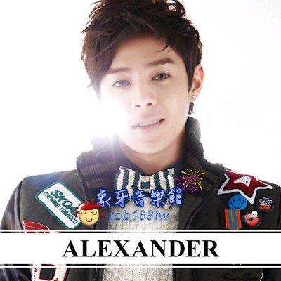 【象牙音樂】韓國人氣男歌手-- (U-Kiss)  Alexander - I Just