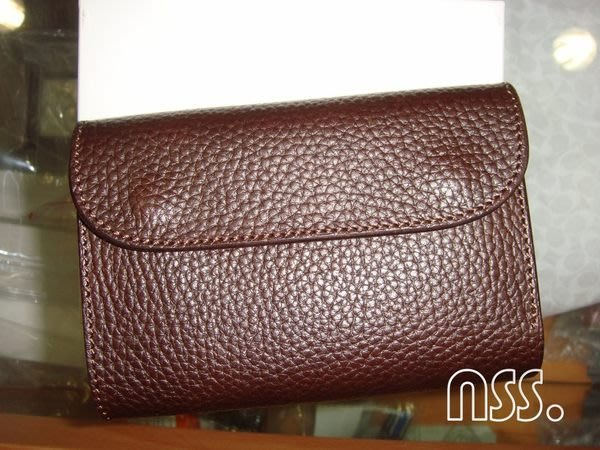 特價【NSS】SOPHNET 12 LEATHER WALLET GRAIN CALF LEATHER 皮夾 中夾