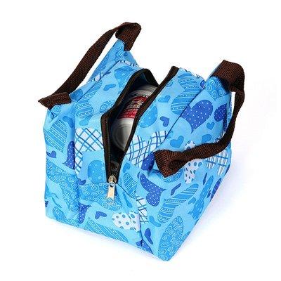 LoVus-愛心手提便當袋野餐袋置物袋收納袋