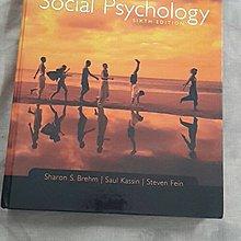 【紫晶小棧】《Social Psychology Sixth Edition》ISBN:061840337X│Baker
