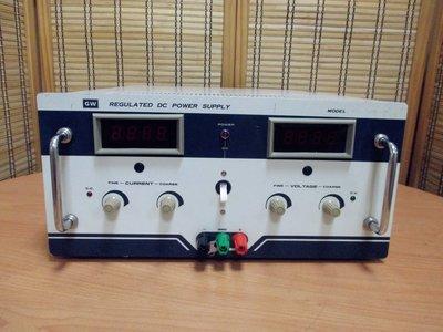 康榮科技二手儀器G.W GPR-5020HD 50V 20A Regulated DC Power Supply