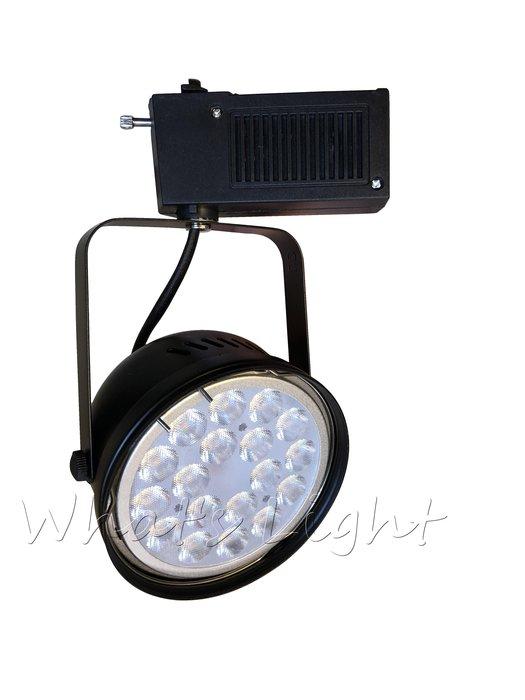 划得來LED燈飾~高亮度 AR111 22W 18燈 LED碗公燈 OSRAM燈芯 LED軌道投射燈 L10074