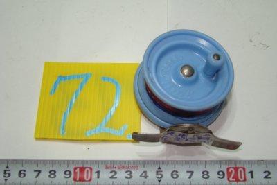 采潔 日本二手外匯釣具  富士輪20Fuji  前打輪 牛車輪 日本製  二手釣具 釣竿 捲線器 編號K72