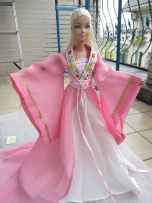 愛卡的玩具屋 正品娃娃官服古裝衣服裙子...