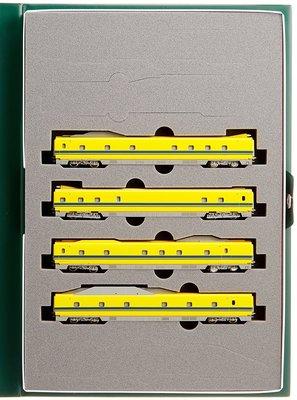 KATO 3000番台 10-897 JR 923系新幹線電氣軌道試驗車 N比例 增節組 4輛 LUCI日本代購空運