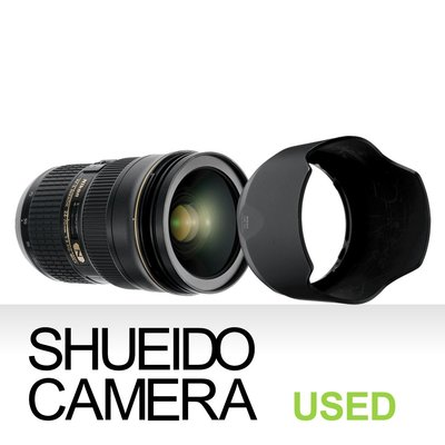 集英堂写真機【3個月保固】極上品 NIKON NIKKOR AF-S 24-70mm F2.8 G 變焦鏡頭 20727