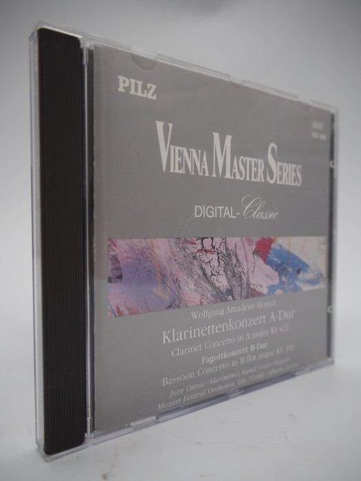 Mozart/Klarinettenkonzert A-Dur_Vienna Master Series 〖專輯〗ADM
