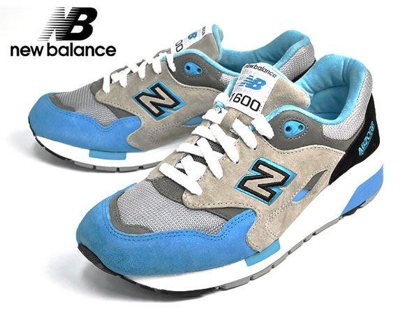 【美國鞋校】現貨 NEW BALANCE CM1600CK CLASSICS TRADITIONNELS 慢跑鞋 灰藍