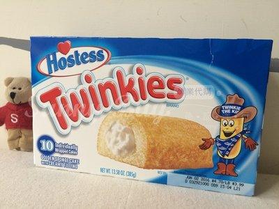 【Sunny Buy】◎現貨◎ Hostess  原味 Twinkies 蛋糕 10個盒裝 385克